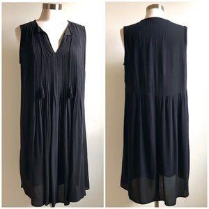 Old Navy | Boho Tassel Swing Dress